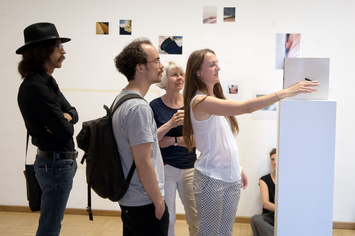 Presentation: Students from The Folkwang University of the Arts, Essen